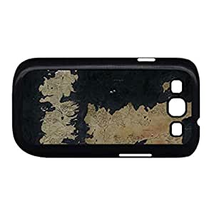Generic Desiger Back Phone Cover Print With Game Of Thrones For Galaxy I9300 S3 Choose Design 2