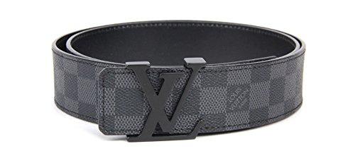 Classic black belt belt belt black buckle (Hagrid, (30-33)105cm) by Sheng Electric Technology Co., Ltd