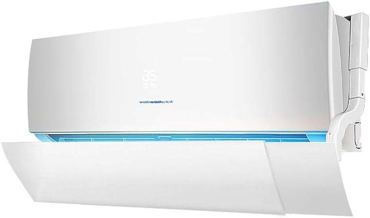 r/étractable au Vent de d/éflecteur dair de soufflage dair de d/ébouch/é dair de d/ébordement de 115cm Wumudidi D/éflecteur de climatiseur de maladie Anti-climatisation