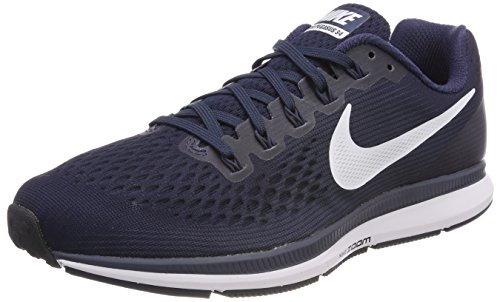 34 407 Air Scarpe Nike Obsidian thunder White Uomo Blue Running Zoom Pegasus black Multicolore qt66SxOw1d