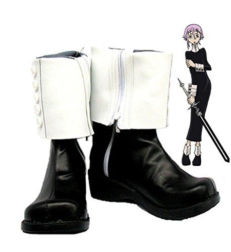 Soul Mangeur Crona Cosplay Chaussures Bottes Faites Sur Commande