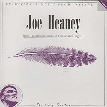 Joe Heaney - Irish Traditional Songs in Gaelic and English (Import