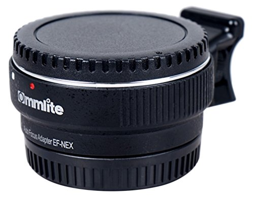Commlite Auto-Focus Mount Adap