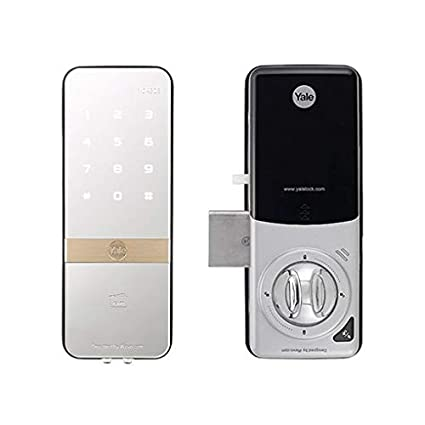 Buy Yale Digital Door Lock with Smart Card YDR 323 Online at Low