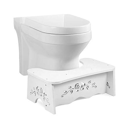 Ejoyous Tabouret De Toilettes Pour Salle De Bain Squatty