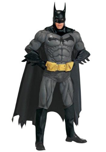 Rubie's Men's DC Comics Collector Batman Costume,