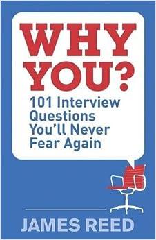 Libros Descargar Why You?: 101 Interview Questions You'll Never Fear Again Novelas PDF