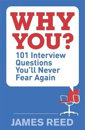 B.O.O.K Why You?: 101 Interview Questions You'll Never Fear Again<br />DOC