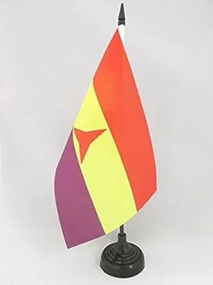 AZ FLAG Bandera de Mesa ESPAÑA Republicana BRIGADAS ...
