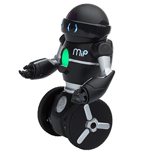 WowWee - MiP The Toy Robot - Black (Frustration Free Packaging) (Renewed) by WowWee (Image #2)