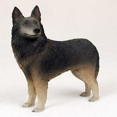 Belgian Tervuren Standard Figurine Belgian Tervuren Dog Figurine