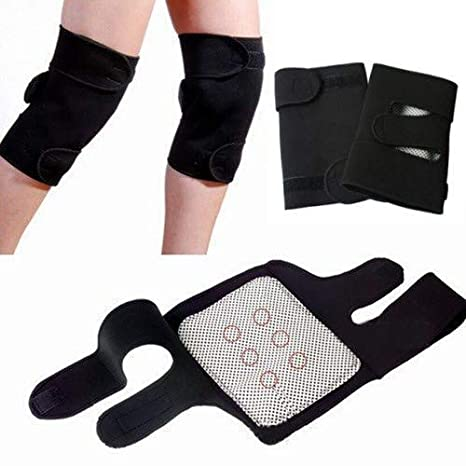 Buy Quark Mart™ Magnetic Therapy Knee Hot Belt Self Heating Knee ...