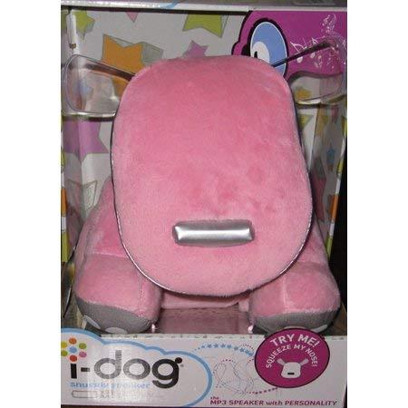 Hasbro i-Dog Snuggly Speaker - Pink