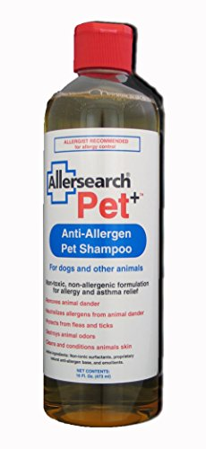 Allersearch Pet+ Dog Shampoo 16 Oz ()