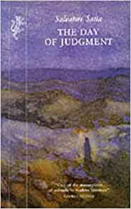The Day of Judgement: Salatore Satta, Patrick Creagh: 9780002711470