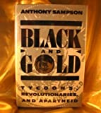 Black and Gold, Anthony Sampson, 0394560531