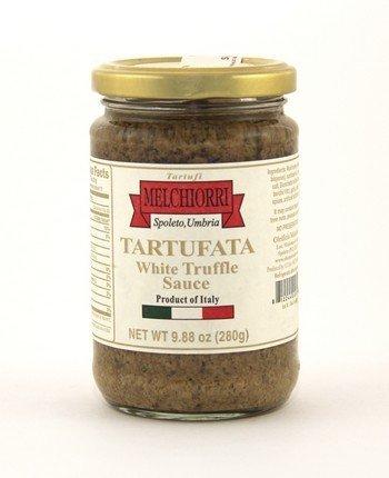 - Melchiorri Tartufata White Truffle Sauce, 9.88 Ounce
