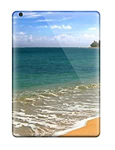 Ipad Air Case, Premium Protective Case With Awesome Look - Attractive Hawaii Beach