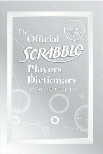 scrabble platinum dictionary - 1
