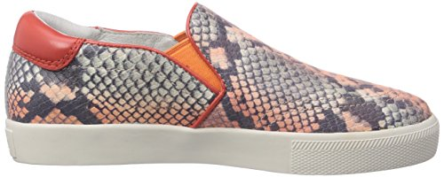 Ash Women's IMPULS Low-Top Trainer Red - Rot (Coral 4011) 1BWGMr