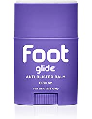 BodyGlide Foot Anti Blister Balm, (USA Sale Only) (5 Pack)