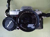 Minolta Xg9 35mm Camera