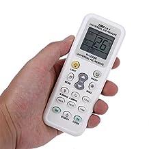 Universal A/C Air Conditioner Remote Control LCD Conditioning Controller 1000 in 1 for MITSUBISHI TOSHIBA HITACHI FUJITSU DAEWOO LG SHARP SAMSUNG ELECTROLUX SANYO Air Condition Conditioner
