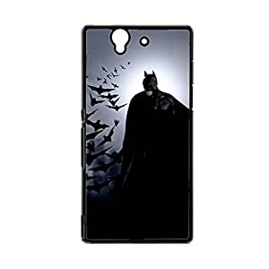 Generic Soft Love Phone Cases For Girl Print With Batman Legends Of The Dark Knight For Sony Xperia Z L36H Choose Design 7