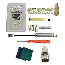 Instrument Clinic Clarinet Pad Kit, with Instructions, for Yamaha Clarinets