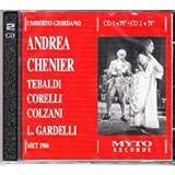 Giordano: Andrea Chenier [New York -- February