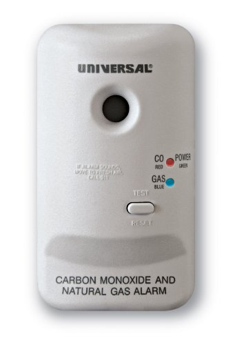 gas and carbon monoxide detector - 7