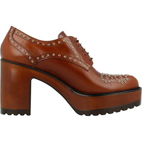 PONS QUINTANA Halbschuhe & Derby-Schuhe, Farbe Braun, Marke, Modell Halbschuhe & Derby-Schuhe 6353 P04 Braun Braun