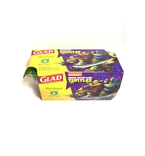 glad-teenage-mutant-ninja-turtles-mini-round-containers-and-lids