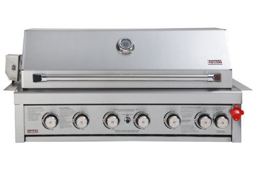 swiss-grill-650-zurich-series-built-in-stainless-steel-grill-with-6-piece-burner-unit-infrared-rear-