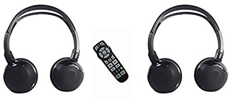 amazon com wireless headphones and remote for jeep grand cherokee rh amazon com 2005 jeep grand cherokee ves manual 2000 Grand Cherokee