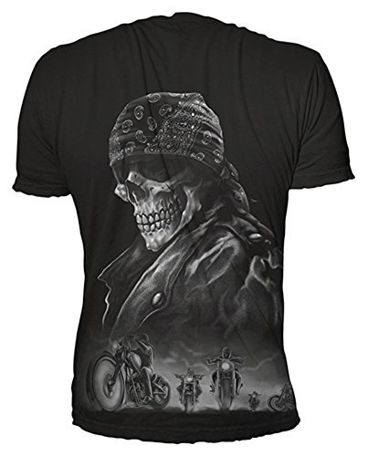 Men's Lethal Threat Biker From Hell T-Shirt 2XL