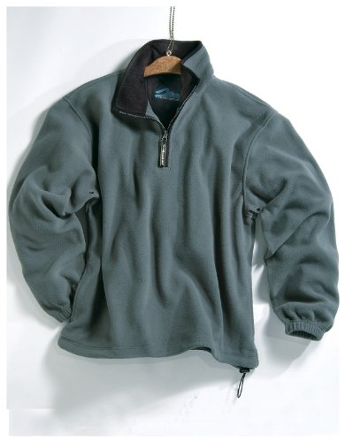 Tri-mountain Micro fleece 1/4 zip pullover. 7100TM - SAGE / - Zip Pullover Quarter Fleece