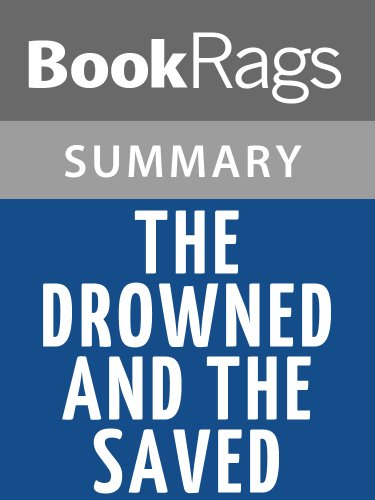 Summary & Study Guide The Drowned and the Saved by Primo Levi