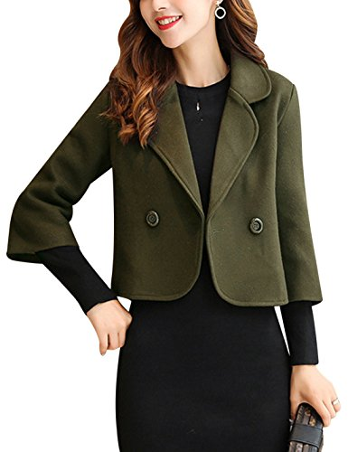 Womens 3/4 Sleeve Jacket - 5