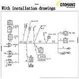OTOHANS AUTOMOTIVE Complete Electrics Stator Coil