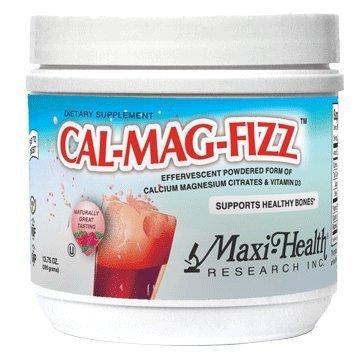 Maxi Health Cal Mag Fizz Powder