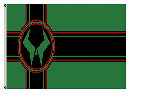 Flylife Large Flag Latveria Based on the design that appears