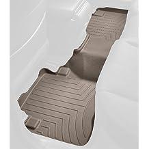WeatherTech Rear FloorLiner for Select Infiniti Models, Tan