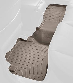 Tan WeatherTech Front FloorLiner 454211