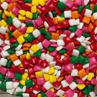 (Chiclets, Chicle Tabs, 1LB)