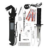 Rothco Deluxe Adventurer Survival Kit Knife
