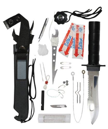 Rothco Deluxe Adventurer Survival Kit Knife 6
