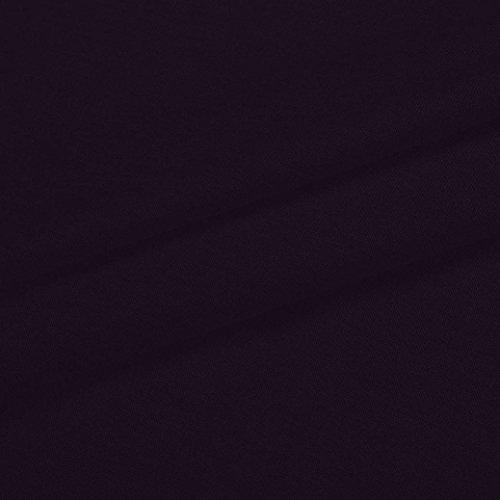 Bolsillo de Morado Z Vestido Mujer Playa Elegante Vestido Sexy ❤️ Suelto Manga Verano Fiesta Maxi Larga Casual Irregular de Falda Manga Noche Corta LuckyGirls q61vWARR