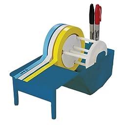 Bel-Art F13473-0000 Economy Write-On Multi-Roll Label Tape Dispenser; 12 x 5⁵/₈ x 4¹/₈ in.