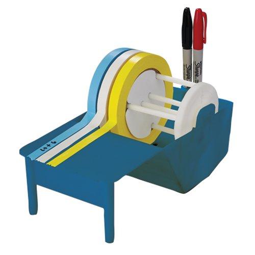 Bel-Art Economy Write-On Multi-Roll Label Tape Dispenser; 12 x 5⁵/₈ x 4¹/₈ in. (F13473-0000)